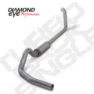 Diamond Eye 1999-2003 Powerstroke Turbo Back Exhaust