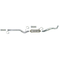 Flo-Pro Exhaust 2004-2007 Cummins Cat Back Exhaust