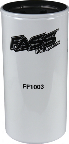 FASS Fuel Systems Replacement Fuel Filter FF-1003