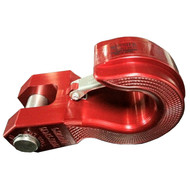 Monster Hook Swivel Red Finish