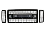 2008-2010 Superduty F250 & F350 Grille LED Light Mount Kit