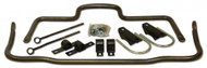 Hellwig 2010-2012 Cummins 2500|3500 Rear Sway Bars | 7710