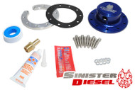 Sinister Fuel Tank Sump Kit