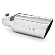 "T5126 | Universal Aftermarket 4-7"" Stainless Steel Exhaust Tip"