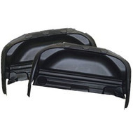 WWGMC011HD | Rugged Liner 2011-2013 Sierra HD 2500/3500 Wheel Well Liners