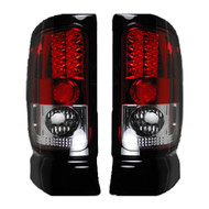 Recon Lighting 1994-2002 Dodge Ram Aftermarket LED Tail Lights
