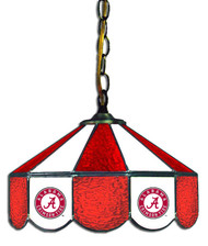 "Alabama Crimson Tide 14"" Swag Hanging Lamp"