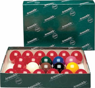 Aramith 2 1/8 Snooker Ball Set