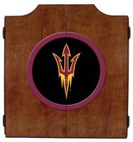 Arizona State Sun Devils Dart Cabinet