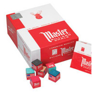 Master Chalk Box of 144 Pieces