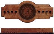 Alabama Crimson Tide Cue Rack - Medallion Series