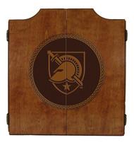 Army Black Knights Dart Cabinet - Medallion Series