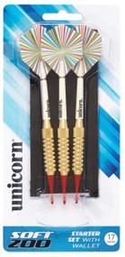 Unicorn Soft 200 Dart Set