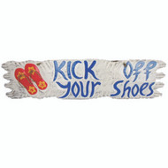 Outdoor D_cor Kick Off Your Shoes