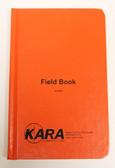 """Field Book Casebound 8X4"""""""