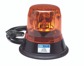 Ecco 5800 Series Rotating Amber Beacon Light w/ Magnet Mount