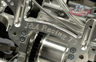 T3 Pro Porsche Gt2 rear suspension
