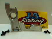 Large alloy engine mount for all FG 4WD cars.