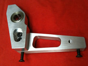 Marder Engine mount. 2wD specification full alloy mount