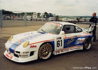 Porsche Gt2 Race Car