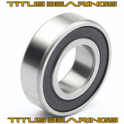 Titus Ballrace bearings 6204 RS2 high speed specification 20 x 47 x 14 Exclusive to J&A Racing International.
