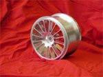 Jmex Alpina single piece wheels