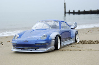 Porsche GT2 1/5th scale Brushless model