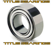 Titus 22 x 7 x 8 wheels hub bearings Fg 1/5th scale