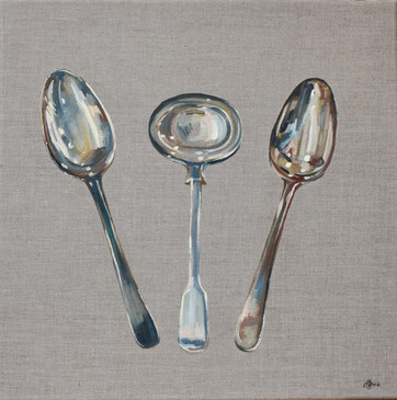 Trio of spoons