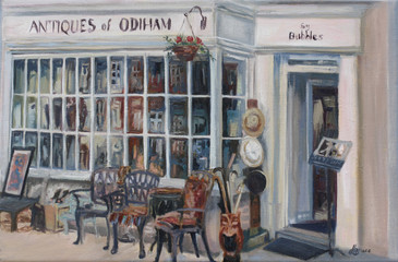 Odiham Antiques Shop