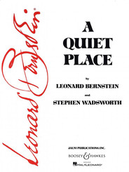 A Quiet Place (Vocal Score)