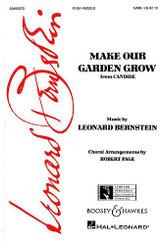 Make Our Garden Grow - Choral Arrangement