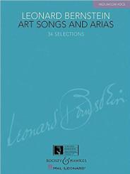 Leonard Bernstein: Art Songs and Arias (Medium Voice)