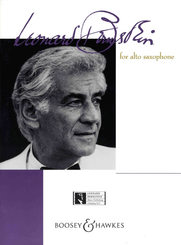 Bernstein for Alto Saxophone and Piano