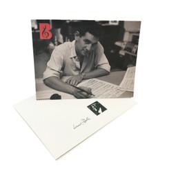 Leonard Bernstein notecards