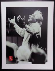 Leonard Bernstein Conductor Portrait