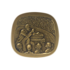 Leonard Bernstein Collector's Medallion (Marika Somogyi)