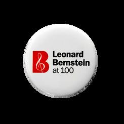Leonard Bernstein at 100 White Button