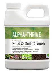 Alpha Thrive All Purpose Root & Soil Drench 16 oz (12)