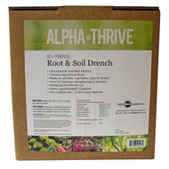 Alpha Thrive All Purpose Root & Soil Drench  128 fl. oz (2)