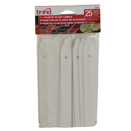 5 In. White Plant Label, Bond Tools (24)