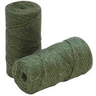 200 Ft. Green Jute Twine, Bond Tools (12, 48)