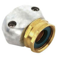 "5/8"" TO 3/4"" FEMALE ZINC HOSE COUPLING, BOND TOOLS (12,48)"