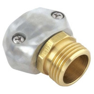 "5/8"" TO 3/4"" MALE ZINC HOSE COUPLING, BOND TOOLS (12,48)"