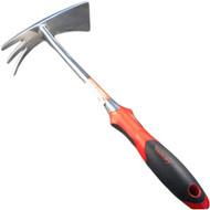 Ergo Hoe/Cultivator - Ergonomic Grip, Cast Aluminum. Convenient 2-in-1 tool for weeding and cultivating (6)
