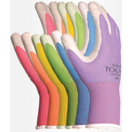 LFS Gloves (Medium) NITRILE TOUCH® 3700 ASSORTED COLORS (12)