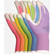 LFS Gloves (Small) NITRILE TOUCH® 3700 ASSORTED COLORS (12)