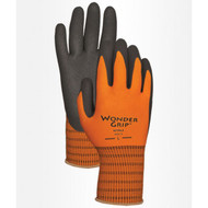 LFS Gloves (Medium) WONDER GRIP 510 WITH DBL COAT NITRILE (12)