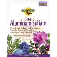 Aluminum Sulfate 4# (12) Bonide