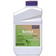 BurnOut Weed & Grass Killer Conc. Qt. (6) Bonide